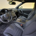 2016 Nissan GT-R 45th Anniversary Edition interior