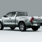 2016 Toyota Hilux rear