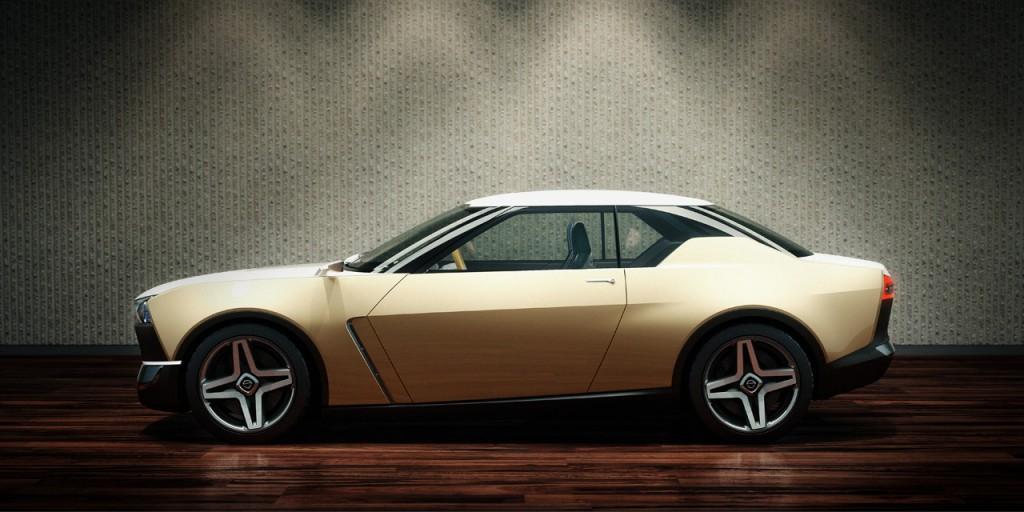 Nissan IDx Freeflow Concept