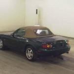 1998 Mazda Miata rear