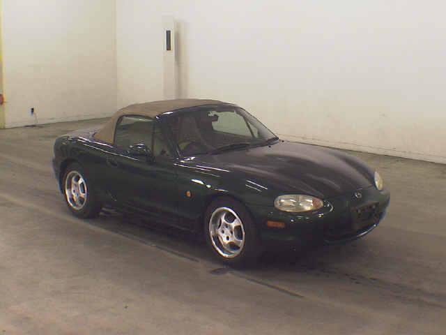 1998 Mazda Miata