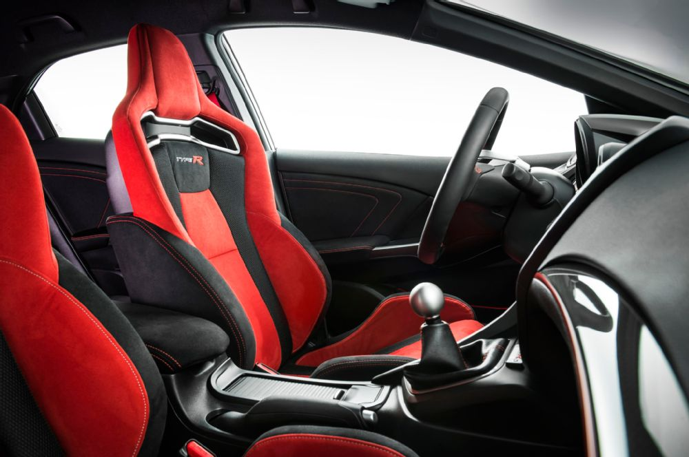 2016 Honda Civic Type R interior