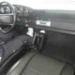 Porsche 911 Speedster 1989 interior