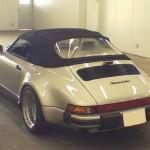 Porsche 911 Speedster 1989 rear