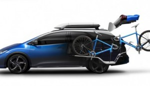 Honda Civic Active Life Tourer Concept Car