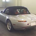 BMW Z8 rear