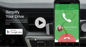 Drive Mode Android App