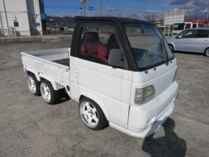 Honda Acty Crawler at auction in Japan (1)