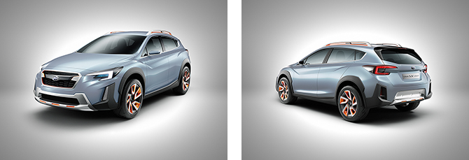 Subaru XV Concept Geneva 2016