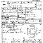 1984 Toyota MARK II at auction - inspection report
