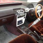1984 Toyota MARK II at auction - interior 1