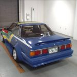 1984 Toyota MARK II at auction - rear