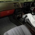 1984 Toyota Sprinter Trueno at auction in Japan -- interior