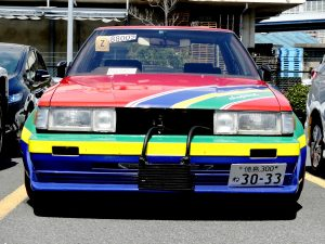 1984 Toyota MARK II at auction - front 2
