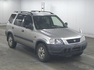 RD1 Honda CR-V auction in Japan - front
