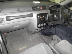 RD1 Honda CR-V auction in Japan - interior