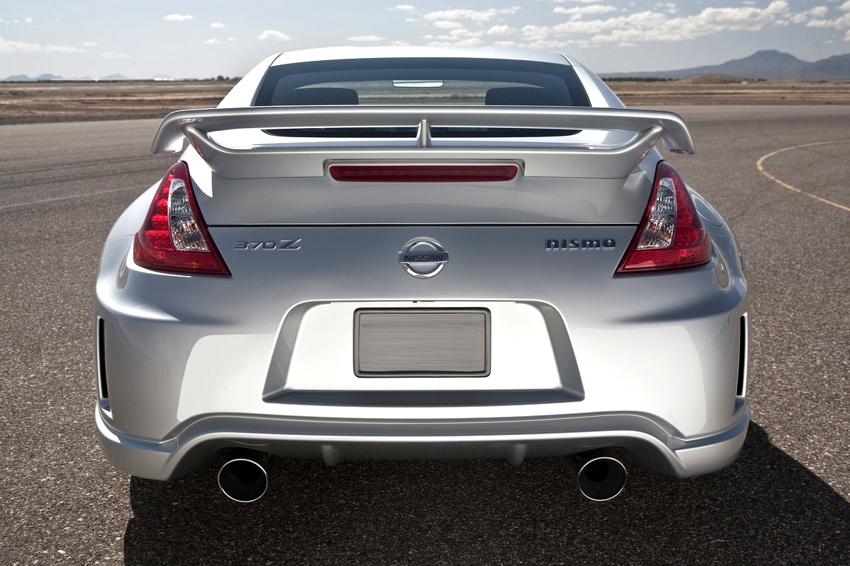 2013 Nissan 370z Nismo Revealed Japanese Car Auctions Integrity Exports
