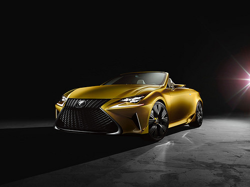 Lexus LF-C2 Concept Revealed